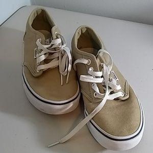 Vans Shoes - Tan Vans mens